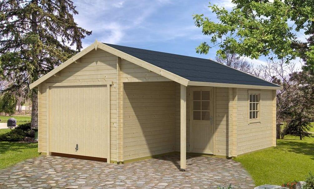 Choisir votre garage avec porte basculante touschalets for Entretien porte de garage basculante
